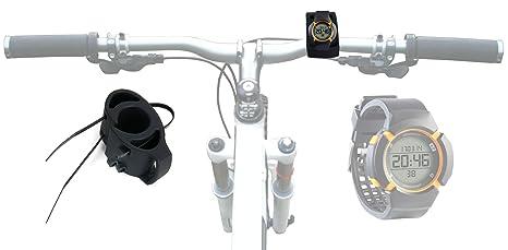 Support vélo sur guidon pour montres connectées Geonaute Xcross, TomTom Cardio, Polar FT1 | FT2 | FT4 | FT7: Amazon.fr: High-tech