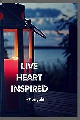 Live Heart Inspired Paperback