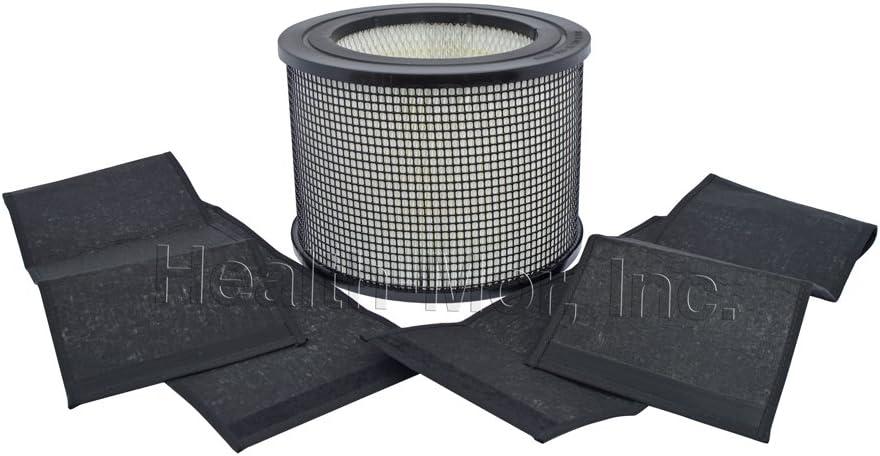 Genuine FilterQueen Defender limpiador de aire de la sala anual ...