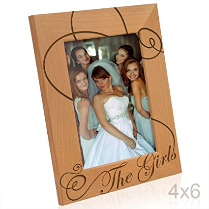 Amazon Kate Posh The Girls Picture Frame 4x6 Vertical