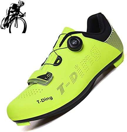 liangh Zapatilla De Deportivas para Adultos,Zapatillas De Bicicleta Carretera,Zapatillas Ligeras De Ciclismo,Antideslizantes Y Transpirables,D-EU45: Amazon.es: Hogar