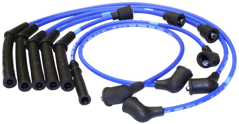 NGK RC-NE77A Spark Plug Wire Set on
