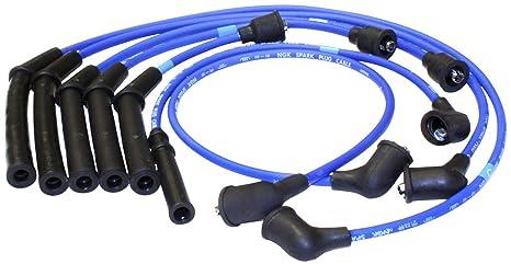 NGK (9056) NE77A - Juego de cables para bujías