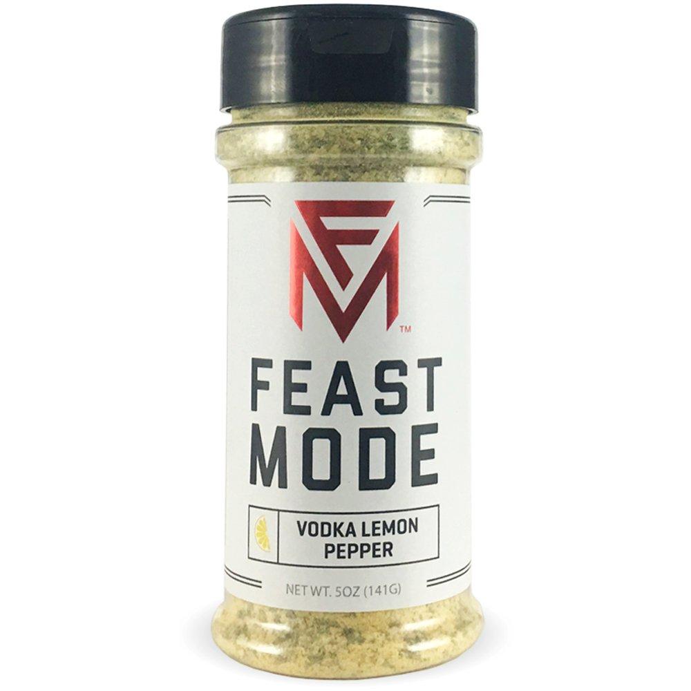 Feast Mode Flavors - Vodka Lemon Pepper