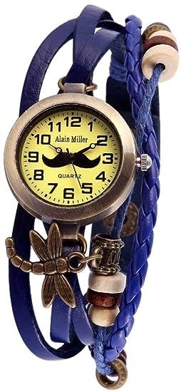 171b52829bdf Mujer Analog Reloj de pulsera con mecanismo de cuarzo rp3705770005 y  carcasa de metal con piel ...