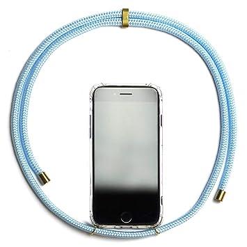 5e181bf60ce KNOK case Funda Colgante movil con Cuerda para Colgar iPhone XS MAX:  Amazon.es: Electrónica