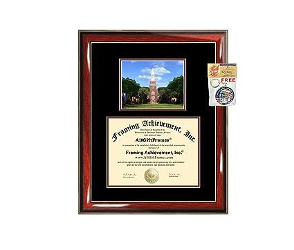 Amazon.com - Brooklyn College Diploma Frame CUNY Brooklyn Graduation ...