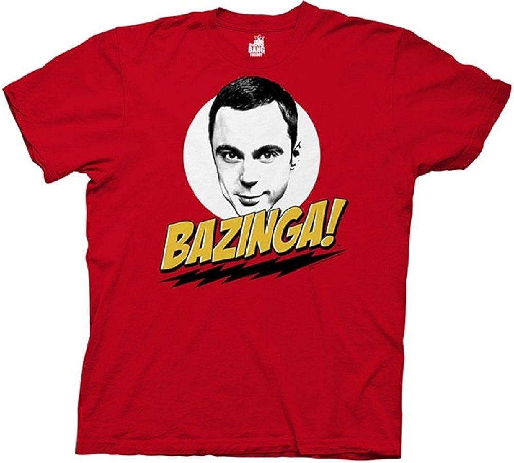 Maglietta Big Bang Theory da uomo T-shirt