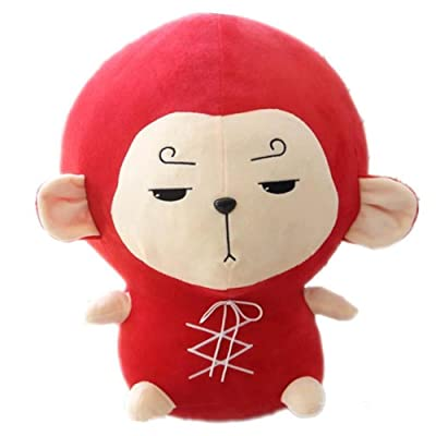 Mikucos Hwayugi Korean Odyssey Monkey King Doll Plush Toy 12inches: Home & Kitchen