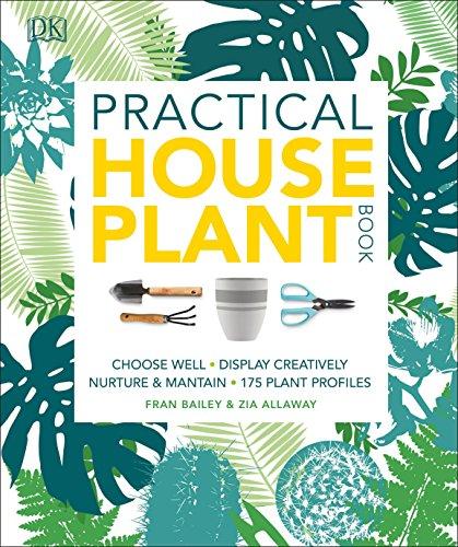 Book Cover: Practical Houseplant Book