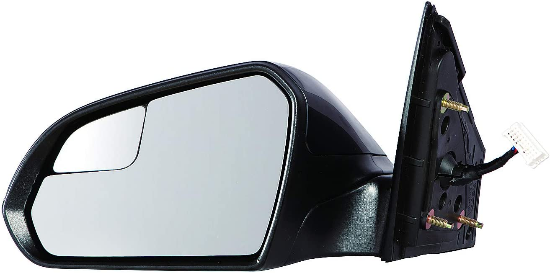 Power Side View Door Mirror LH Left Driver Side for 01-07 Toyota Highlander