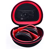 Headphone Case Compatible with Mpow 059 /Thor/Beats Solo3/ Beats Solo2/ Picun P26/ iJoy/Elecder i39 and More Foldable…
