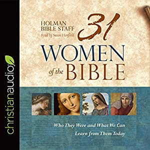31 Women of the Bible Audiobook