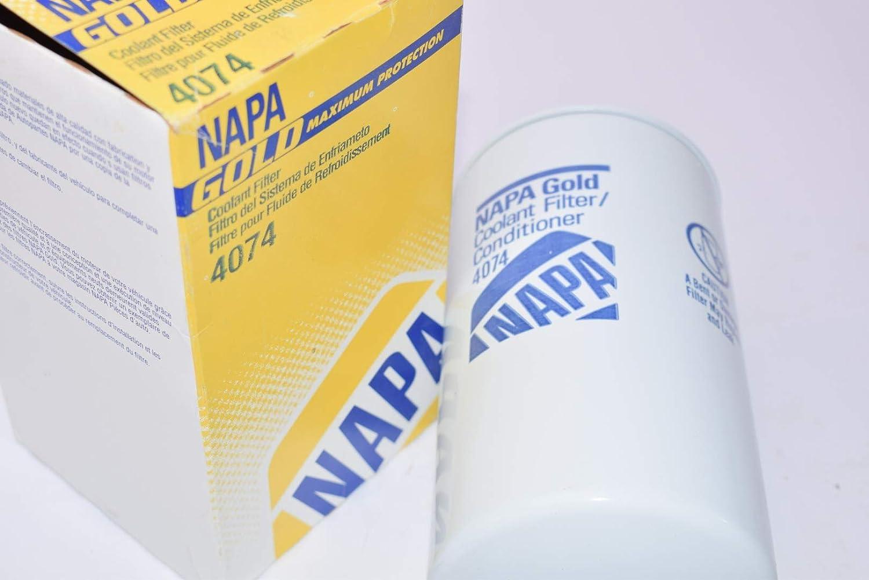 4074 NAPA Gold Coolant Cooling System Filter: Amazon co uk