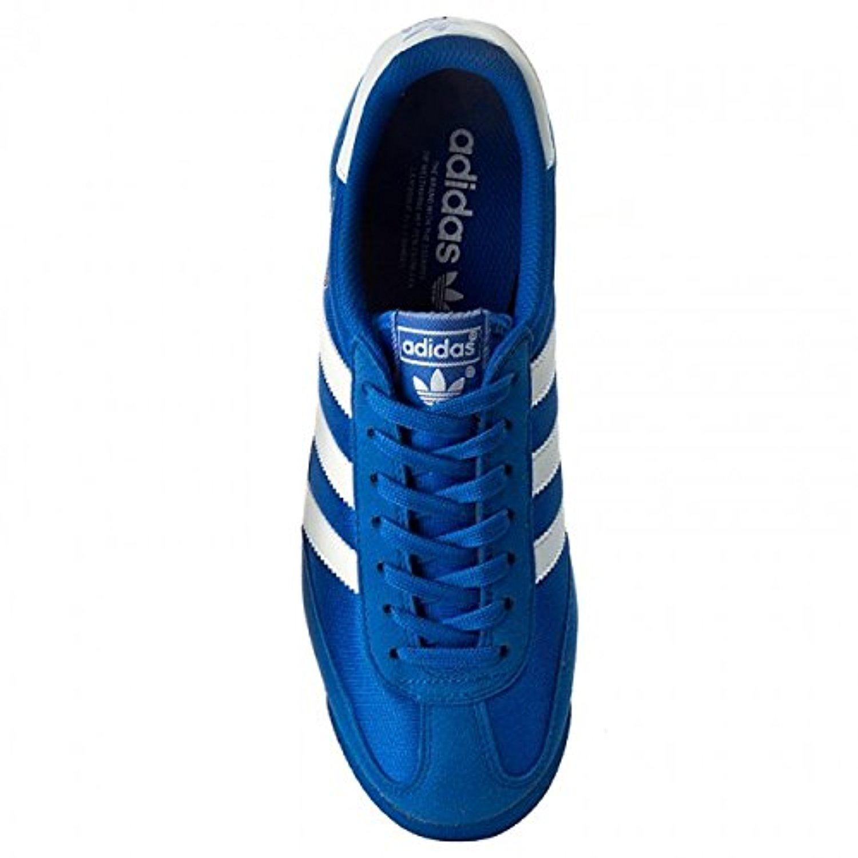 Adidas Originals hombre  Dragon og zapatillas de moda azul (8):