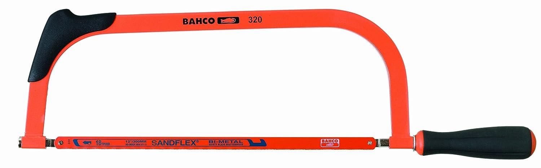BAHCO BELZER GMBH 317 Metallsä gebogen L.300mm Bi-Metall-Blatt BAHCO 24Z./Zoll Kayser
