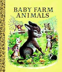 Baby Farm Animals (Golden Books)