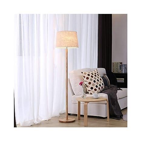 Lámpara de pie super brillante Lámpara simple Nordic living ...