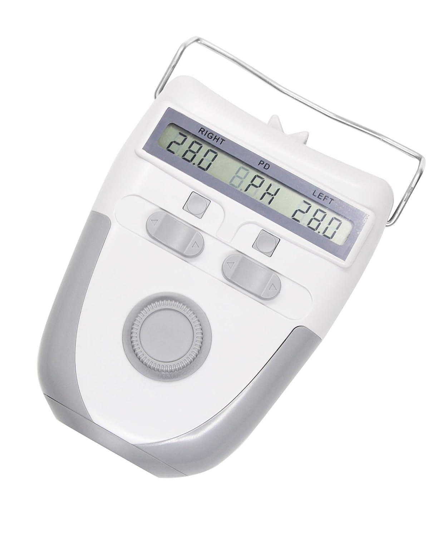 Huanyu 46-82 mm Digital PD/&PH Meter /óptico Pupil visualizaci/ón LCD Altura//Distancia Medidor LY-9G