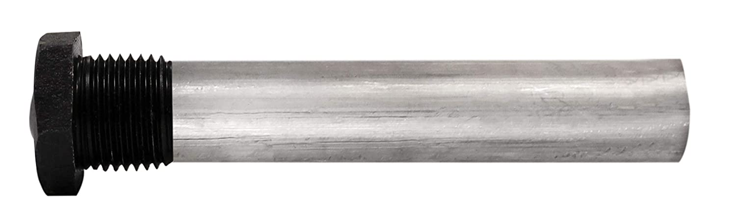 """Quick Products QP-MAR4.5 Magnesium Anode Rod for Atwood Water Heaters 1//2 NPT Repl 11553 2-Pack 4.5/"""""""