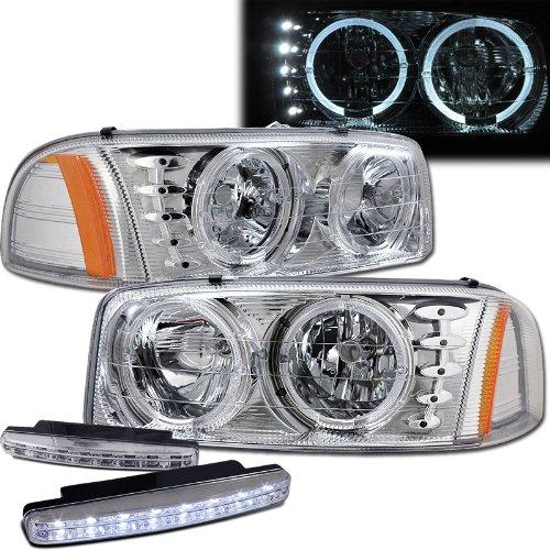 05 denali halo headlights - 2