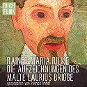 Die Aufzeichnungen des Malte Laurids Brigge Hörbuch von Rainer Maria Rilke Gesprochen von: Patrick Imhof