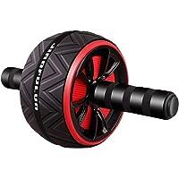 lefeindgdi Ab rullhjul magträningsutrustning magträning halkfri fitnesshjul för kärna träning hem gym magträningsmaskin