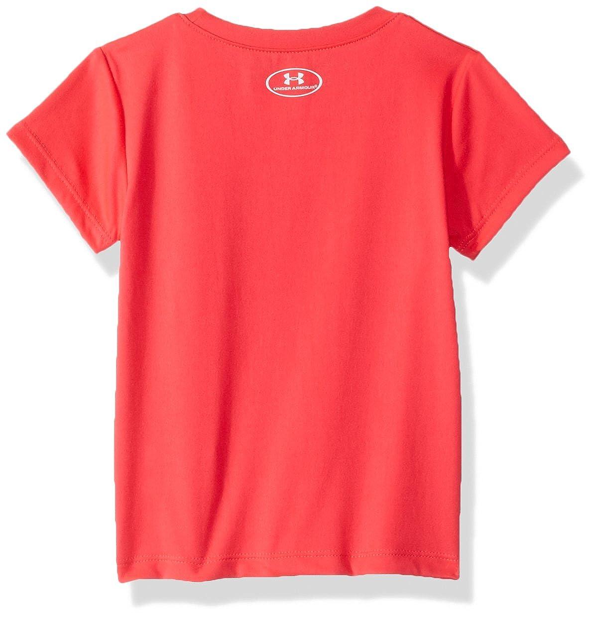 Under Armour Girls Attitude Ss Tee Shirt