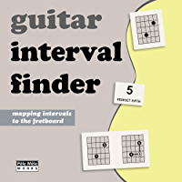 Guitar Interval Finder: Learn the Intervals on the