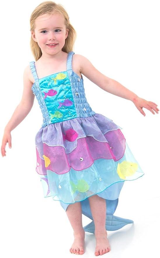 Lucy Locket - Disfraz de Sirena Tropical, Hecho a Mano, Color ...