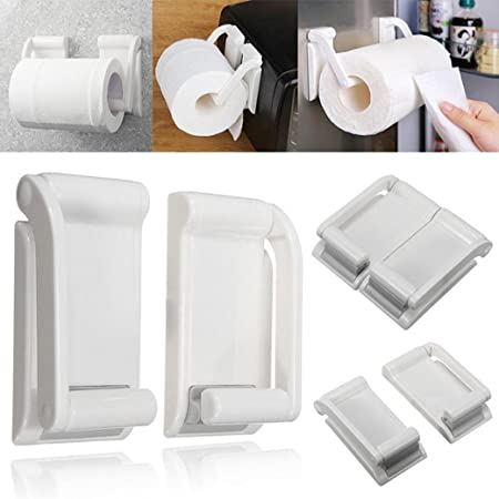 443ca4f8d3 Bathroom Accessories Set,Toilet Paper Holder,Jaminy Magnetic Paper Towel  Bathroom Hold Holders Kitchen