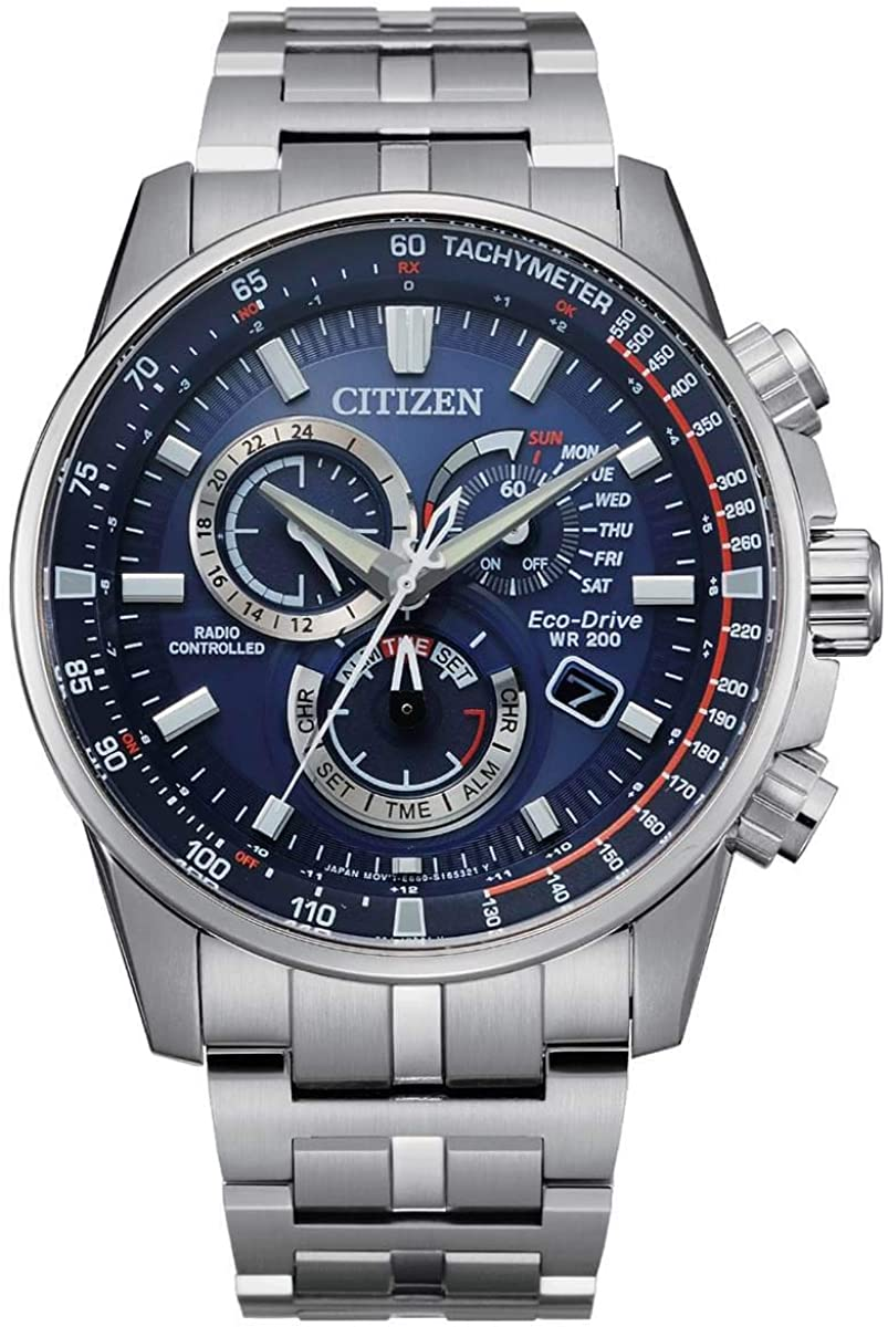Citizen Watches PCAT CB5880-54L Silver-Tone One Size