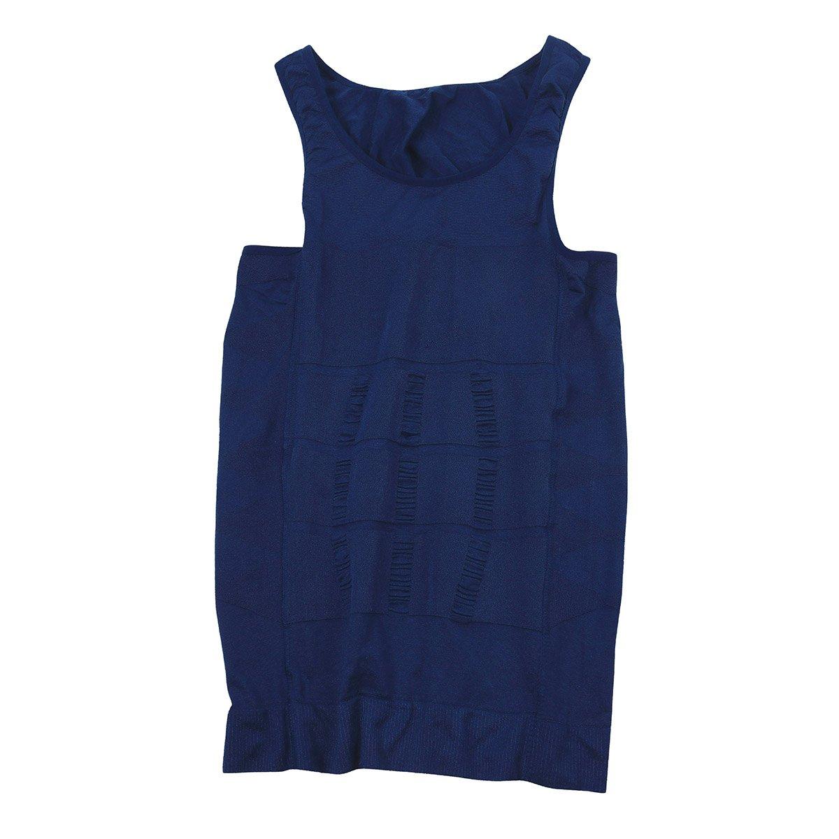 TiaoBug Mens Body Shaper Abdomen Muscle Compression Shapewear Slimming Fatty Vest Shirt