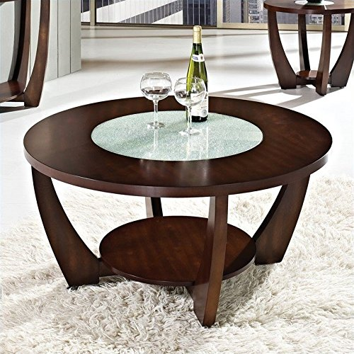 Steve Silver Company Rafael Cocktail Table with Casters
