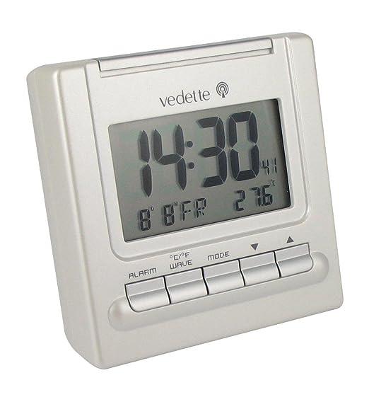 Vedette VR30023 - Reloj infantil de cuarzo con correa gris - sumergible a 50 metros: Amazon.es: Relojes