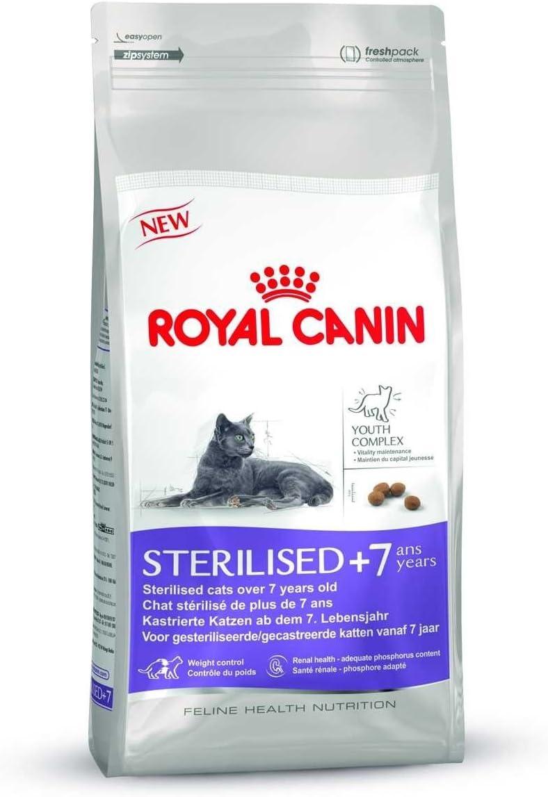 Royal Canin Esterilizado 7+ - 3,5 Kg