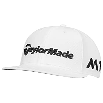dd6cab95593e8 TaylorMade Golf 2017 New Era Tour 9FIFTY Golf Cap - M1 - TP5  Amazon ...