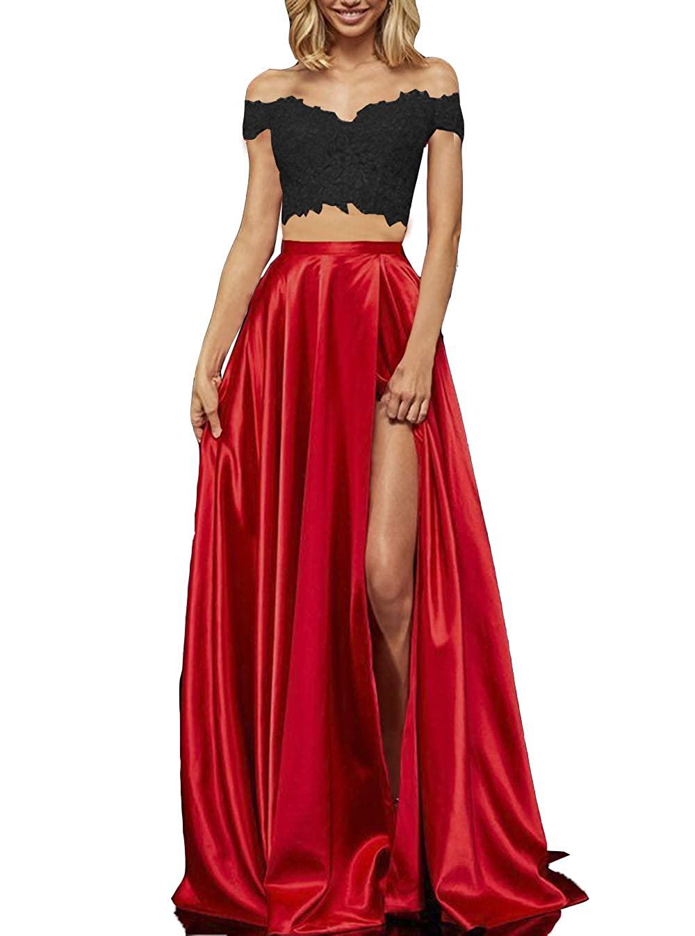 cbb53470722 Red Homecoming Dresses Two Piece - Gomes Weine AG