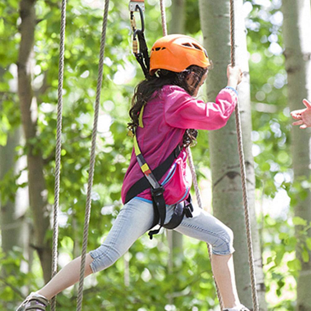 Alomejor Jute Kletterseil Hochleistungs Naturjuteschn/üre Starker Juteseilg/ürtel f/ür Klettern Outdoor-Sport und Gartendielen 20M