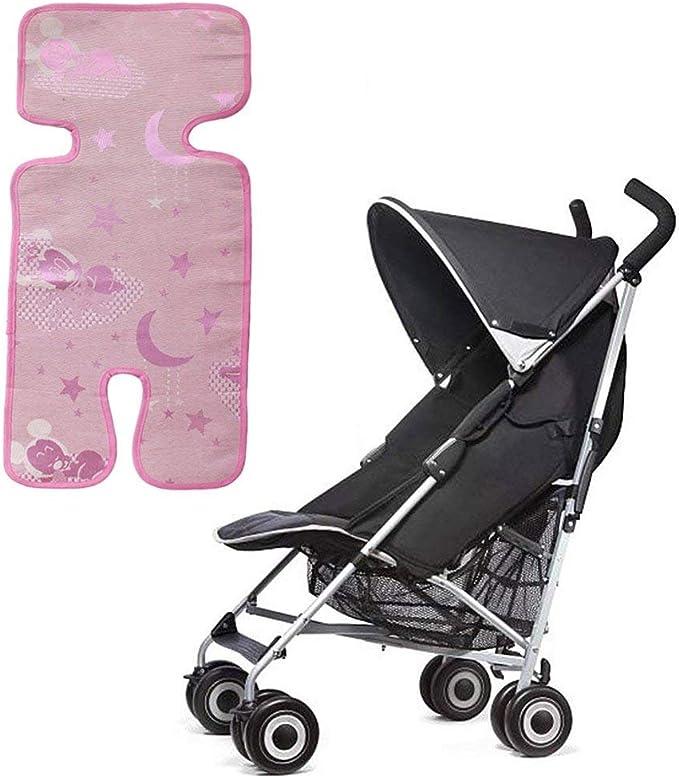 Universal Autositz Atmungsaktiv Für Kinderwagen Buggys Autositze Und Maxicosi Reduziert Schwitzen Und Hält Das Kind Kühl Rosa Küche Haushalt