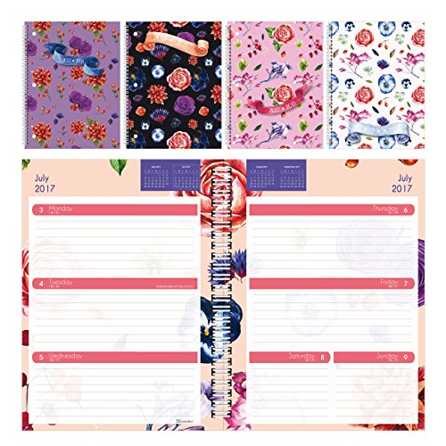 brownline-2017-2018-weekly-academic-planner-july-2017-to-july-2018-1025-x-7625-inches-bloom-assorted