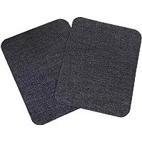 HEALLILY parche de mezclilla rectangular jean ropa pasta