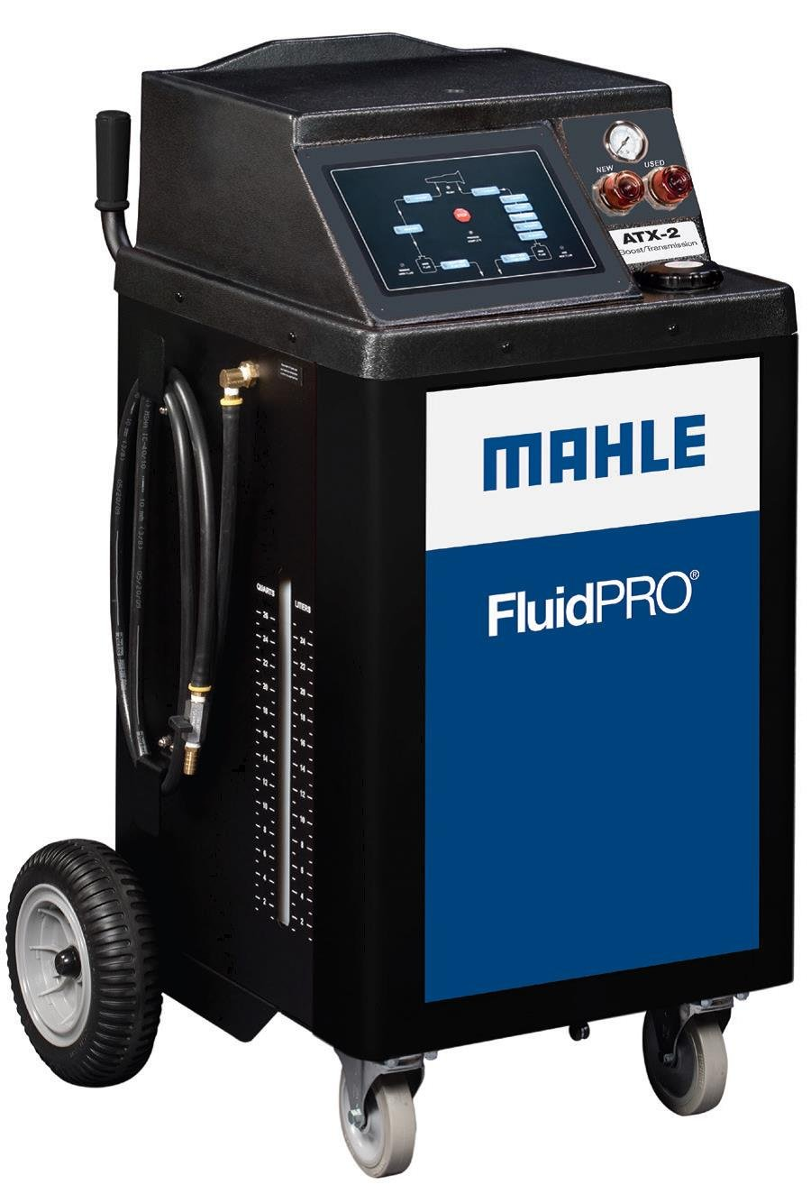Mahle 400 80008 00 Black Automatic Transmission Fluid Exchanger with Boost Pump (ATX-2+Boost)