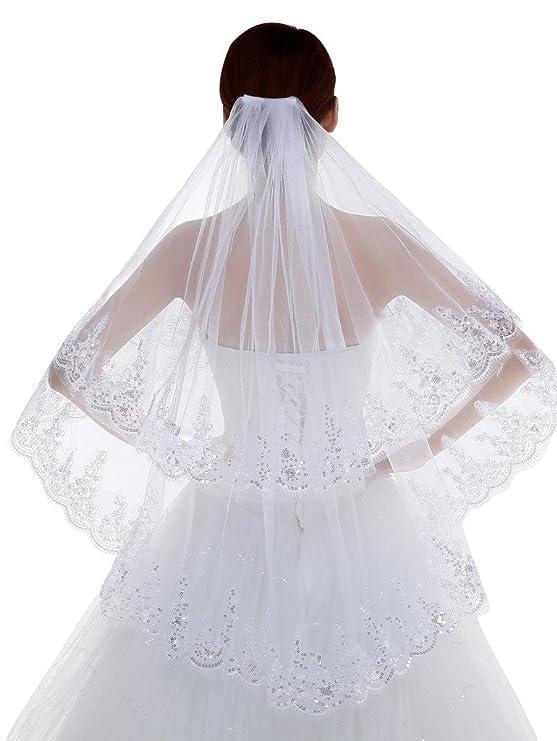 f170238390 5 velos de encaje para complementar tu vestido de novia