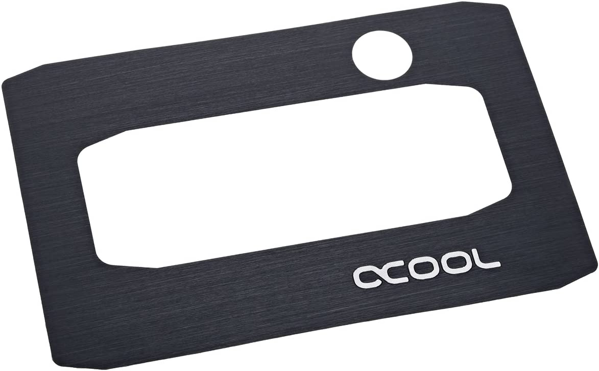 Black Water Cooling Kits Systems and AIOs Alphacool 11401 Eiswand 360 Replacement top