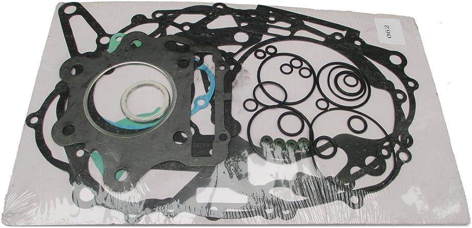 Aquiver Auto Parts New TOP END Rebuild Head Gasket KIT for Honda TRX300EX TRX 300EX 300 X 1993-2008