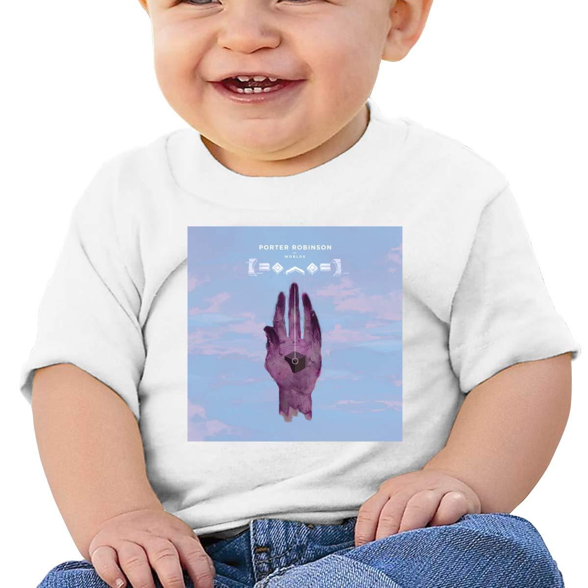 Kangtians Teenagers Boys Porter Robinson Shirts Tee Childrens Shirt
