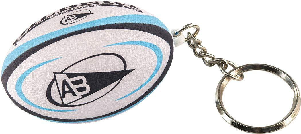 Gilbert Llavero balón Espuma Aviron Bayonnais: Amazon.es: Deportes ...