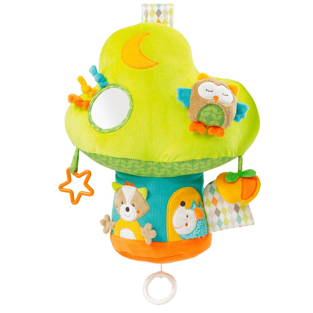 Fehn Funky Friends Collection Bully Led Musical Toy