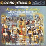 Mussorgsky: Pictures at an Exhibition, A Night on Bald Mountain and Other Russian Showpieces